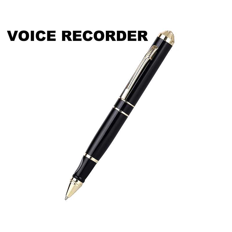 Professional Voice Recorder Pen Portable HD Recording Pen 8GB Audio Recorder