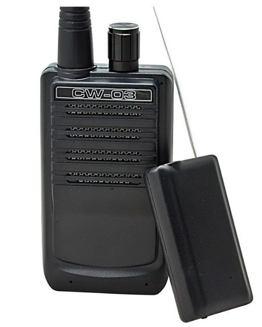 Wireless Voice Transmitter and Receiver Spy Voice Listener 500-1500 Meters