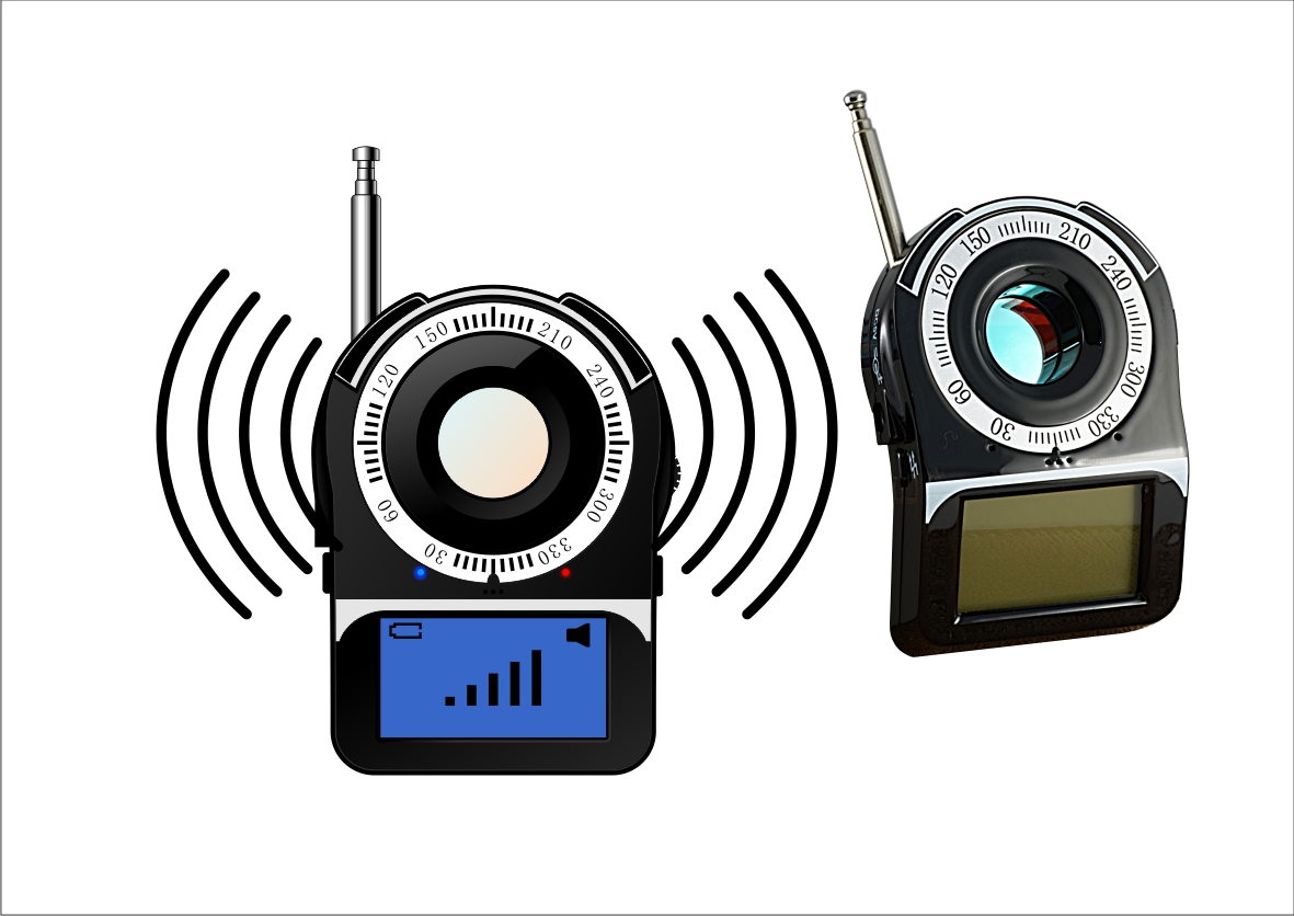 Spy RF Finder | Spy camera Detector Radio Frequency Hunter