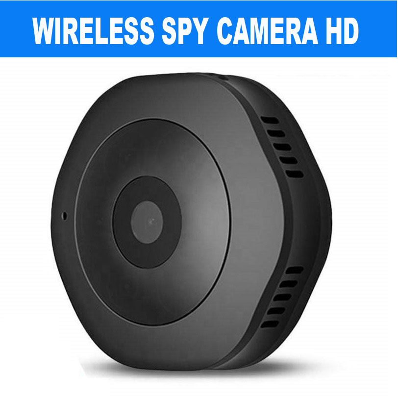 Full HD 1080p WiFi IP Spy Camera for Home Office Magnet Hidden Wireless Mini Camera with Audio Video Recording